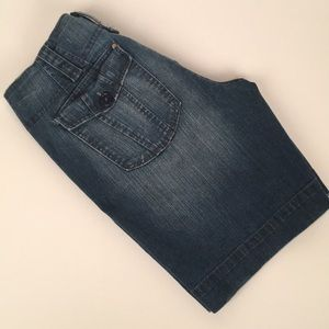 ANTHROPOLOGIE SANCTUARY Life Shorts Jeans Cargo. 4